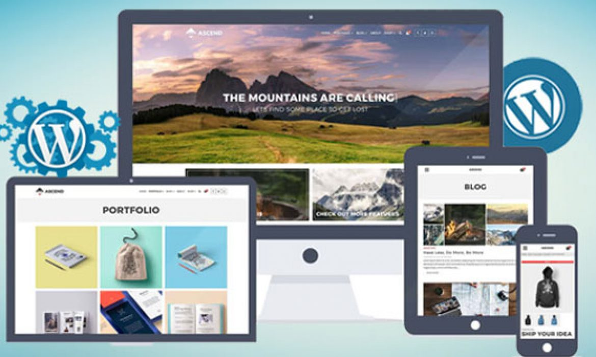 6 Best Free WordPress Themes To Download Right Now!